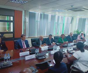 في لقاءها مع عبد العال.. رئيسة مجلس تنمية رواندا: تطوير التعاون مع مصر أمر حيوي لبلادي