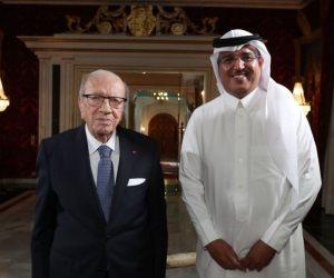 صاحب آخر لقاء إعلامي مع «السبسي»: تونس ستمضي قدمًا على ما رسمه لها (خاص)