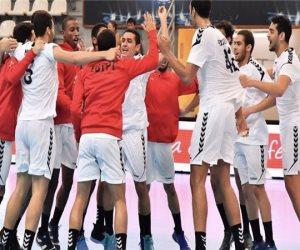 الكأس يا أبطال.. منتخب شباب اليد يواجه فرنسا في مباراة التأهل لنهائي كأس العالم