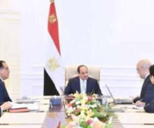 فيديو.. الرئيس السيسى يستعرض الإطار العام للبنية العمرانية للمدن الجديدة