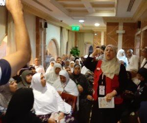 التضامن تتابع تفويج حجاج الجميعات الأهلية إلى الأراضي القدسة (صور)