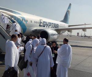 التضامن: غداً تفويج 916 حاج من مطار القاهرة