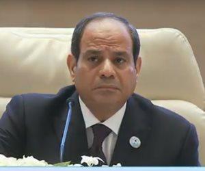 السيسي: ما أنجزته الدولة المصرية عظيم جداً بالنسبة للحالة التي كنا عليها