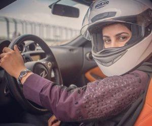 المرأة السعودية فوق أعلى قمة جبلية بالعالم.. سيدات المملكة يتفوقن في مجال الرياضة
