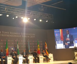 الملياردير النيجيري توني إلومولو: أدرس الاستثمار في مصر بعد استقرار اقتصادها