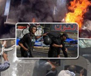 التاريخ لن ينسى.. أغسطس شاهد على جرائم العنف المسلح في اعتصامي رابعة والنهضة (صور)
