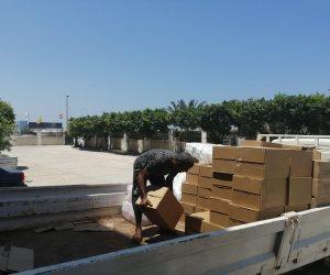 استعدادات عيد الأضحى.. صحة شمال سيناء ترفع الطوارئ وتؤكد توافر الأدوية والمستلزمات الطبية (صور)