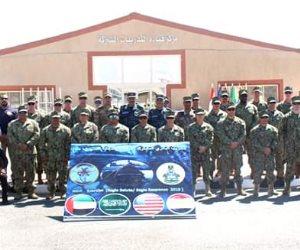 ختام فعاليات التدريب البحري المصري الأمريكي المشترك «تحية النسر - إستجابة النسر ٢٠١٩»