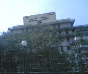 أزمة بين الجهاز المركزي للتعمير ومستشفى الهرم بسبب 41 ألف جنيه