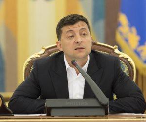 ماذا قال الرئيس الأوكراني لنظيره الروسي بشأن التصعيد في شرق أوكرانيا؟