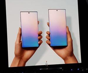 """مؤتمر سامسونج Galaxy Note 10 .. لأول مرة جهاز """"النوت"""" يأتي بنسختين"""