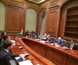 """رئيسا """"خارجية"""" و""""دفاع"""" البرلمان للمنسق الأمريكي: مصر تتبنى استراتيجية شاملة لمكافحة الإرهاب"""