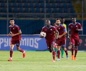 «بيراميدز» يفوز على إيتوال دو كونجو بأربعة أهداف مقابل هدف في بداية مشواره الإفريقي