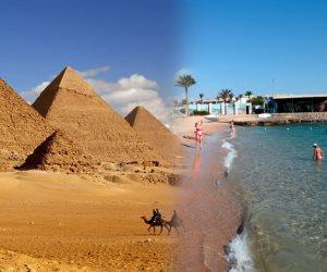 شهادات دولية وأعلى إيراد.. 8 إنجازات حققتها السياحة المصرية في 2019