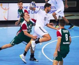 مباراة مصر وأيسلندا في كأس العالم لليد للناشئين.. المنتخب متقدم 5-2 حتى الدقيقة الـ 5