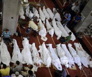 4 محاضر شرطة تكذب رواية الإخوان حول جثث فض اعتصام رابعة