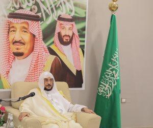 وزير الشؤون الإسلامية بالسعودية يكرم المشاركين في أعمال الحج 1440هـ