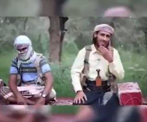 طائر يخترق صفوف «داعش» بهذه الطريقة (فيديو)