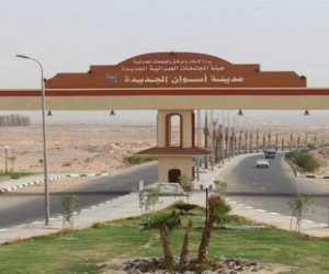استمرار أعمال تطوير المدينة السياحية قبل منتدى أسوان للسلام والتنمية المستدامة