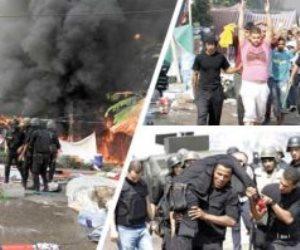 الإرهابية ماتت.. فض اعتصام رابعة كتب شهادة وفاة الإخوان