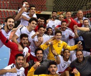 أحمد هشام أفضل لاعب فى مباراة مصر والبرتغال بنصف نهائى كأس العالم لناشئ اليد
