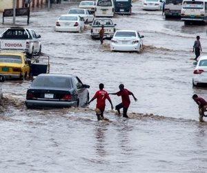 انهيار مئات المنازل فى السودان جراء السيول