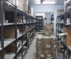 شاهد لحظة إحباط تهريب مليوني عبوة أدوية مدعمة عبر ميناء الإسكندرية