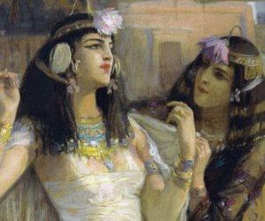 بعد ألفي عام.. «المندزيان» عطر كليوباترا السابعة يعود من جديد (الحكاية ومافيها)