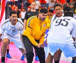 معانا يارب.. منتخب مصر لناشئي اليد يواجه نظيره الألماني في نهائي كأس العالم بمقدونيا