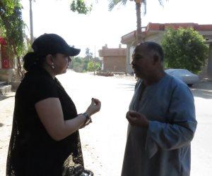 صوت الأمة ترصد رد فعل أهالي قرية منفذ تفجير محيط معهد الأورام: جيرانه تبرأوا منه (فيديو)