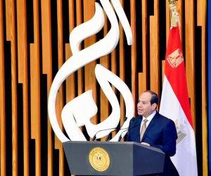 في عيد العلم 2019.. الرئيس السيسى يرسخ مكانة العلم والعلماء