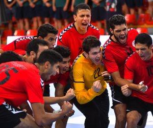 منتخب مصر لناشئي كرة اليد يفوزون بكأس العالم