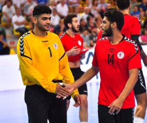 الأخطبوط.. عبد الرحمن حميد أفضل حارس مرمى بكأس العالم للناشئين لكرة اليد