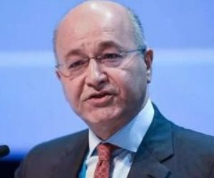خلال استقباله السفير الإيراني.. الرئيس العراقي يطالب بضرورة تخفيف حدة التوتر في المنطقة