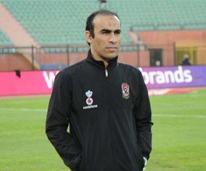 إدارة الأهلي تطلب تقرير من مدير الكرة حول أجازة مروان محسن