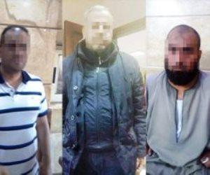 عصابة مكونة من 4 أشخاص.. سقوط شبكة المستريحين بالغربية