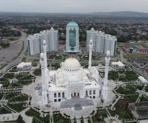 """افتتاح أكبر مسجد فى أوربا """"فخر المسلمين"""" بالشيشان الجمعة المقبلة """"صور"""""""