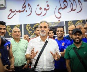 الأهلي يكرم لاسارتى.. والمدير الفنى السابق: تعرضت لظلم كبير وقرار الإقالة جاء مفاجئا