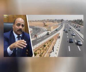 محور سمالوط.. حلم مصري يكتمل في ديسمبر