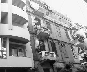 عمارة «محرم بك» تكشف كارثة مخالفات البناء في الإسكندرية