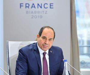الرئيس السيسى يصدر قرارا جمهوريا بتعيين المستشار حمادة الصاوى نائبا عاما