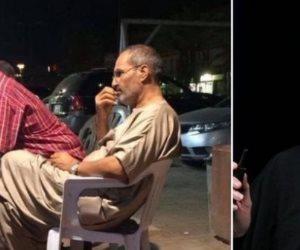 صورة قلبت العالم.. هل مؤسس أبل ما زال حيا وظهر في مصر بالجلباب؟