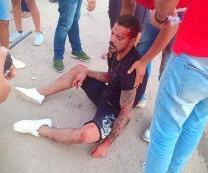 البلدوزر بخير.. صحة مطروح: عمرو زكي يغادر «العلمين» ونقله لمستشفى بالقاهرة