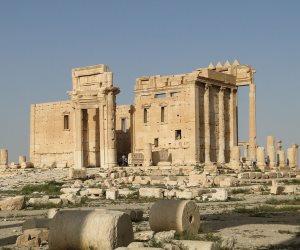 ذكرى تدمير «بل» في تدمر.. 9 معلومات عن المعبد التاريخي
