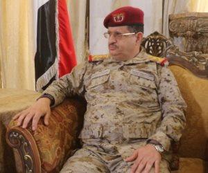 نجاة وزير الدفاع اليمنى من انفجار استهدف مقر اجتماع قيادات فى مأرب