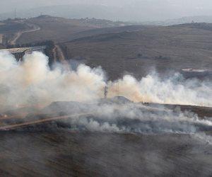 حكاية ساعات الرعب والحزن: الحرائق تأكل قلب لبنان (فيديو)
