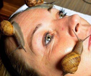 الحلزونة ياما الحلزونة.. أحدث صيحات تجميل البشرة والجلد