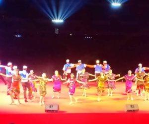 افتتاح مهرجان الإسماعيلية الـ 20 للفنون الشعبية بمشاركة 9 دول و17 فرقة مصرية وعربية وأجنبية (صور)