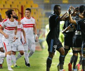 الزمالك وبيراميدز.. المشاهد العشرة في نهائي كأس مصر