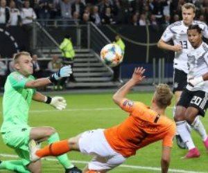 تصفيات يورو 2020.. ألمانيا تخطف الطواحين الهولندية بهدف جنابري في الشوط الأول